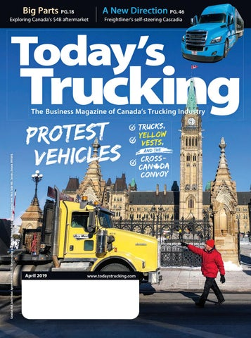 Today's Trucking April 2019 by Annex Business Media - issuu