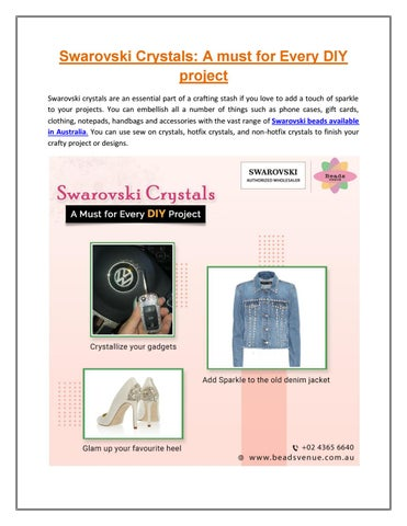classic 50% off purchase cheap Buy Swarovski Crystal Beads Online at Wholesale Price by ...