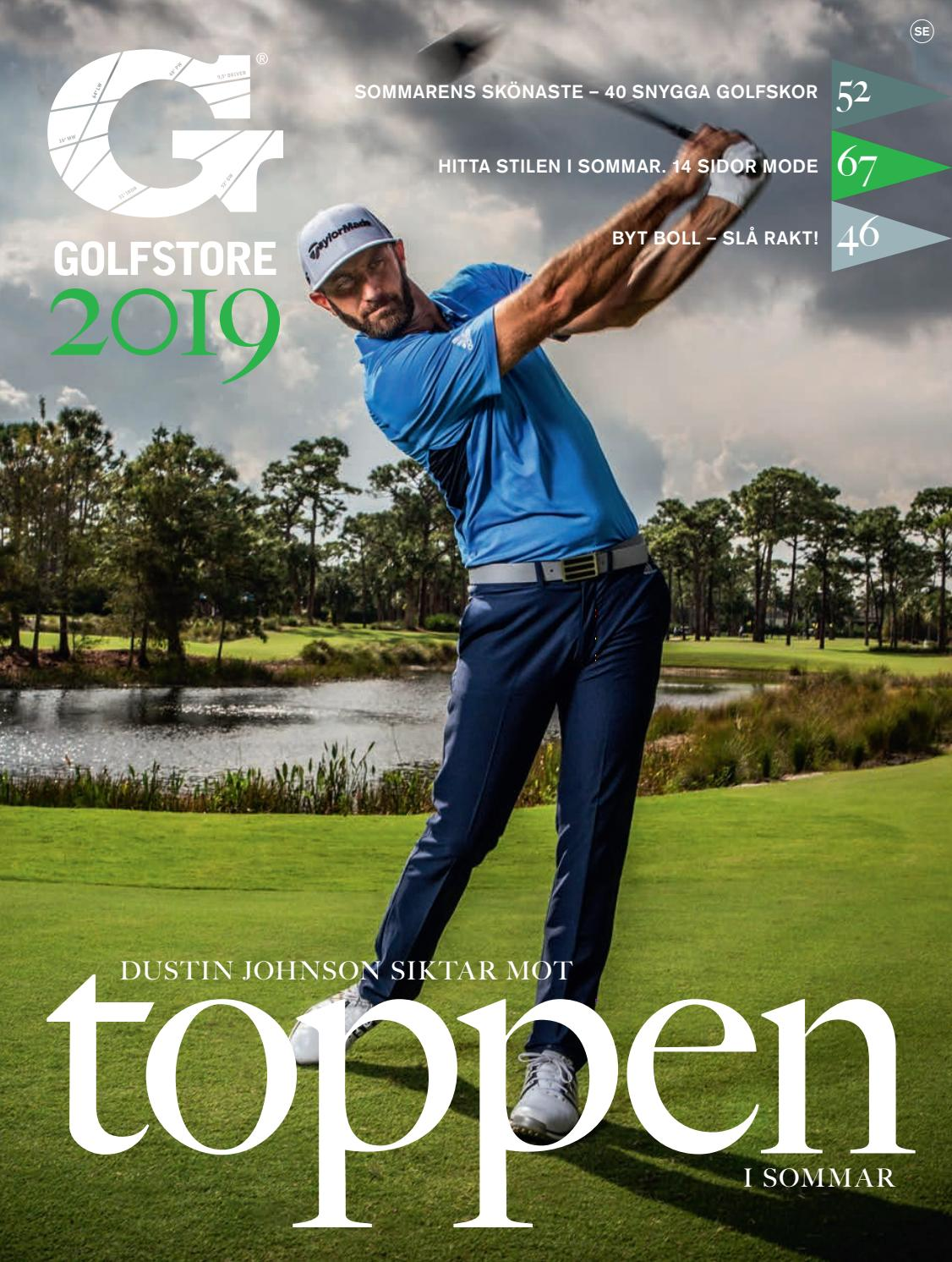 Golfstore magasin 2019 SE by Golfstore Group - issuu