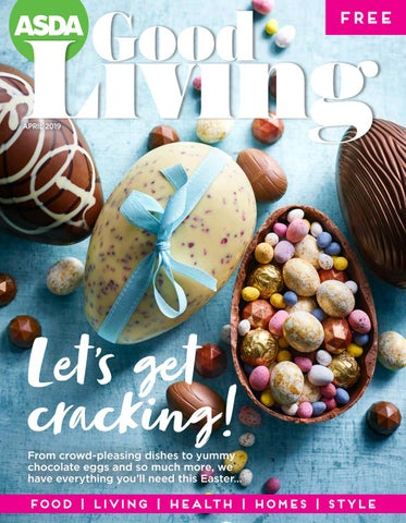 Asda Good Living Magazine April 2019 By Asda Issuu