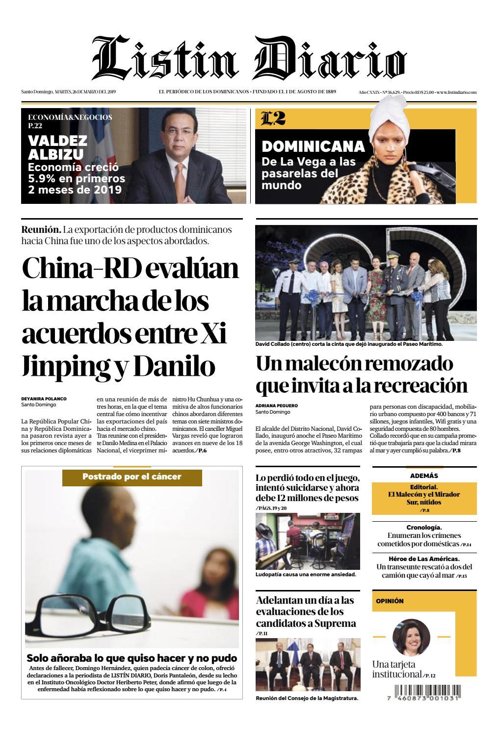 Nini Actriz China Porno ld 26-03-2019listín diario - issuu