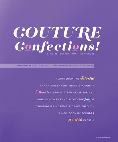 Page 23 of Couture Confections! Life Is Better with Sprinkles