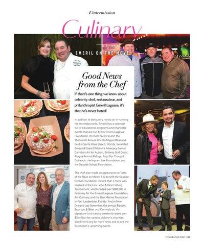 Page 31 of L'intermission - Chef Emeril