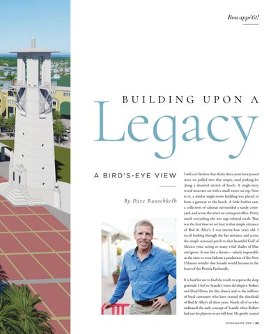 Page 59 of Building upon a Legacy: A Bird's-Eye View