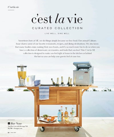 Page 82 of C'est la VIE Curated Collection: Live Well, Dine Well