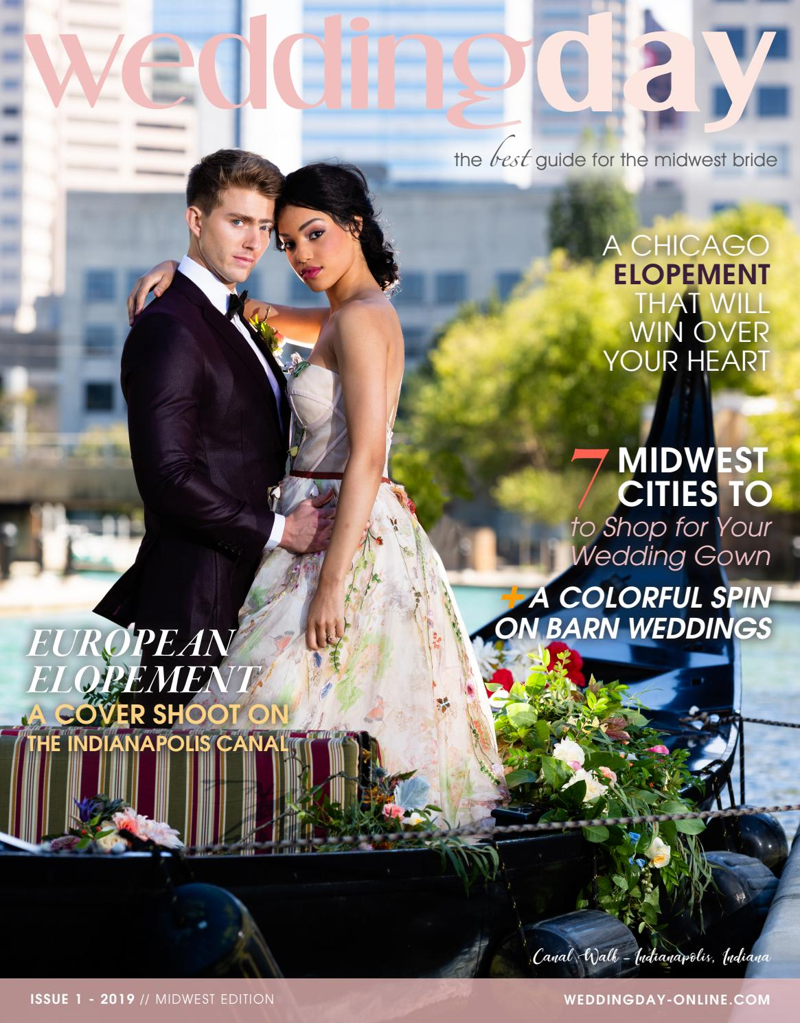 5356b81a4d0f0 WeddingDay Magazine - Issue 1 2019 by Life Events Media - issuu
