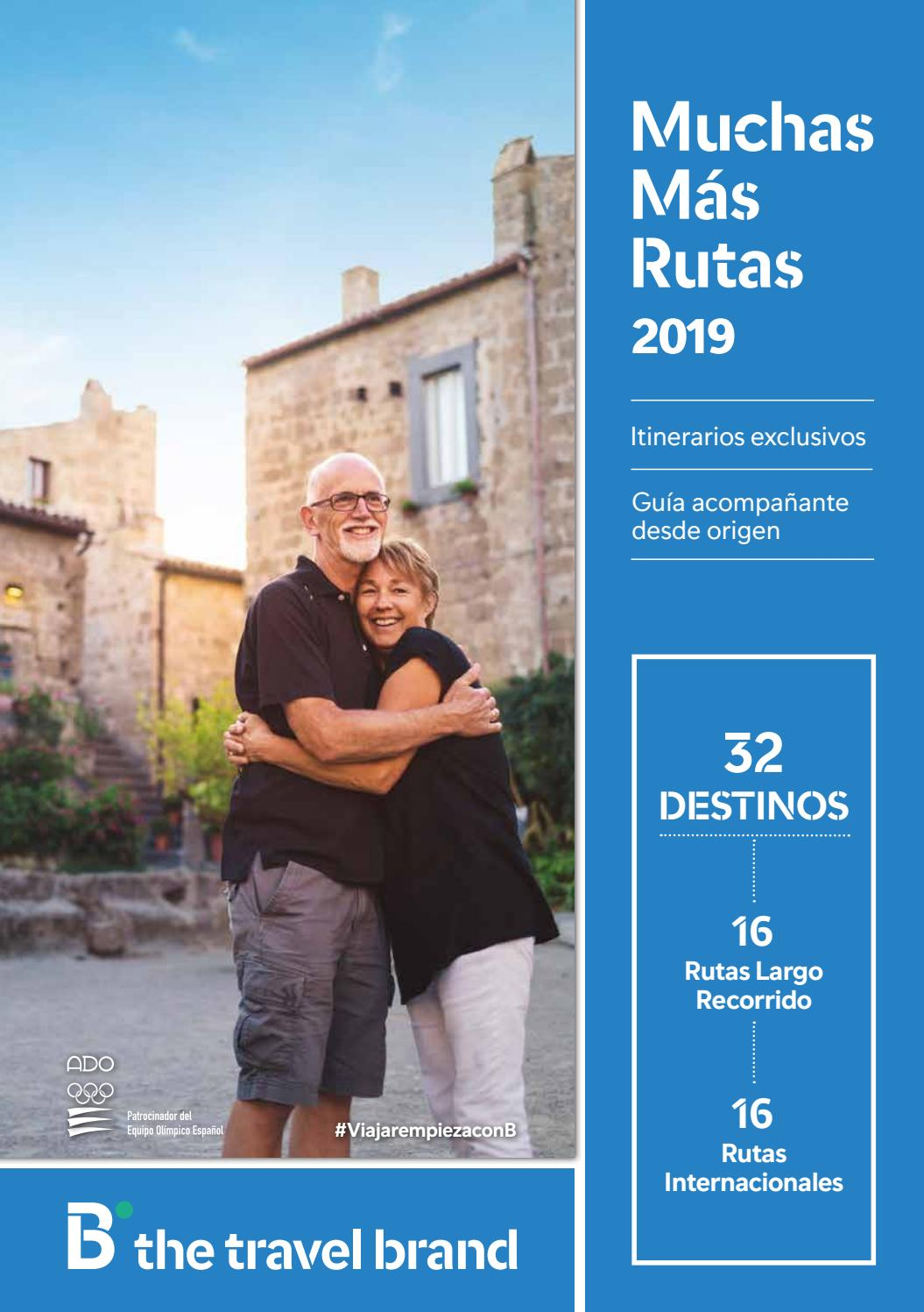 Bttb Más 2019 Issuu Rutas Muchas By Ávoris 4R5AjL