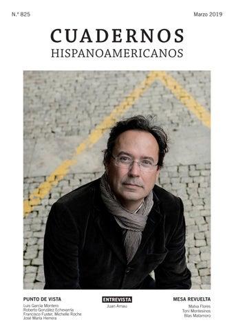 d33e1e116f Cuadernos Hispanoamericanos (Número 825