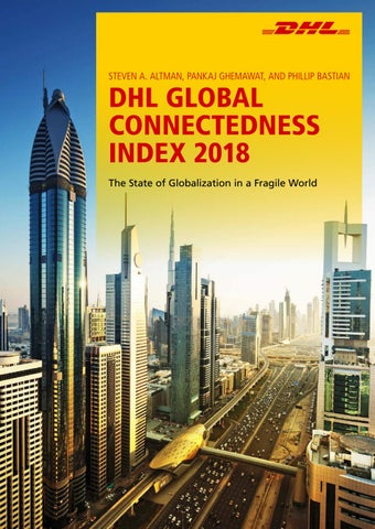 DHL Global Connectedness Index 2018 by CIC Cuenca del Plata - issuu