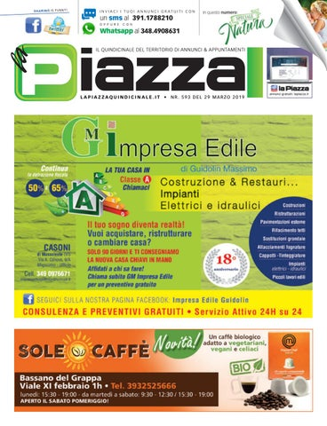 check out 0d826 983e7 la Piazza di Bassano 593 by la Piazza di Cavazzin Daniele - issuu