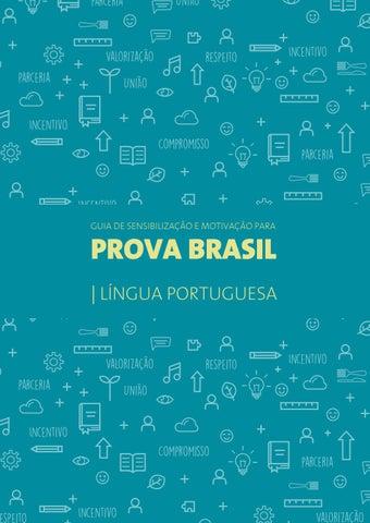 2063f67af1 Língua Portuguesa - Guia de sensibilização e mobilização para Prova ...