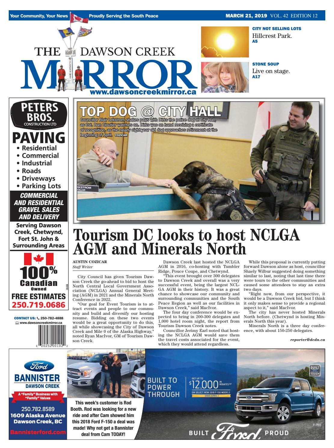 Dawson Creek Mirror 2019-0321 by The Mirror - issuu