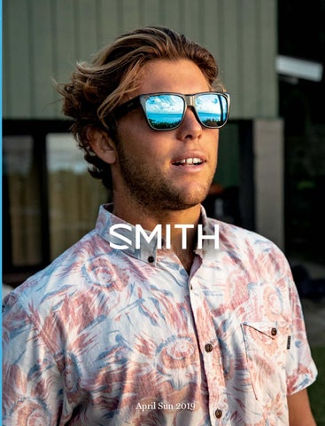 98e4d297601d0 2018 Smith January Sunglass Catalog by Smith - issuu