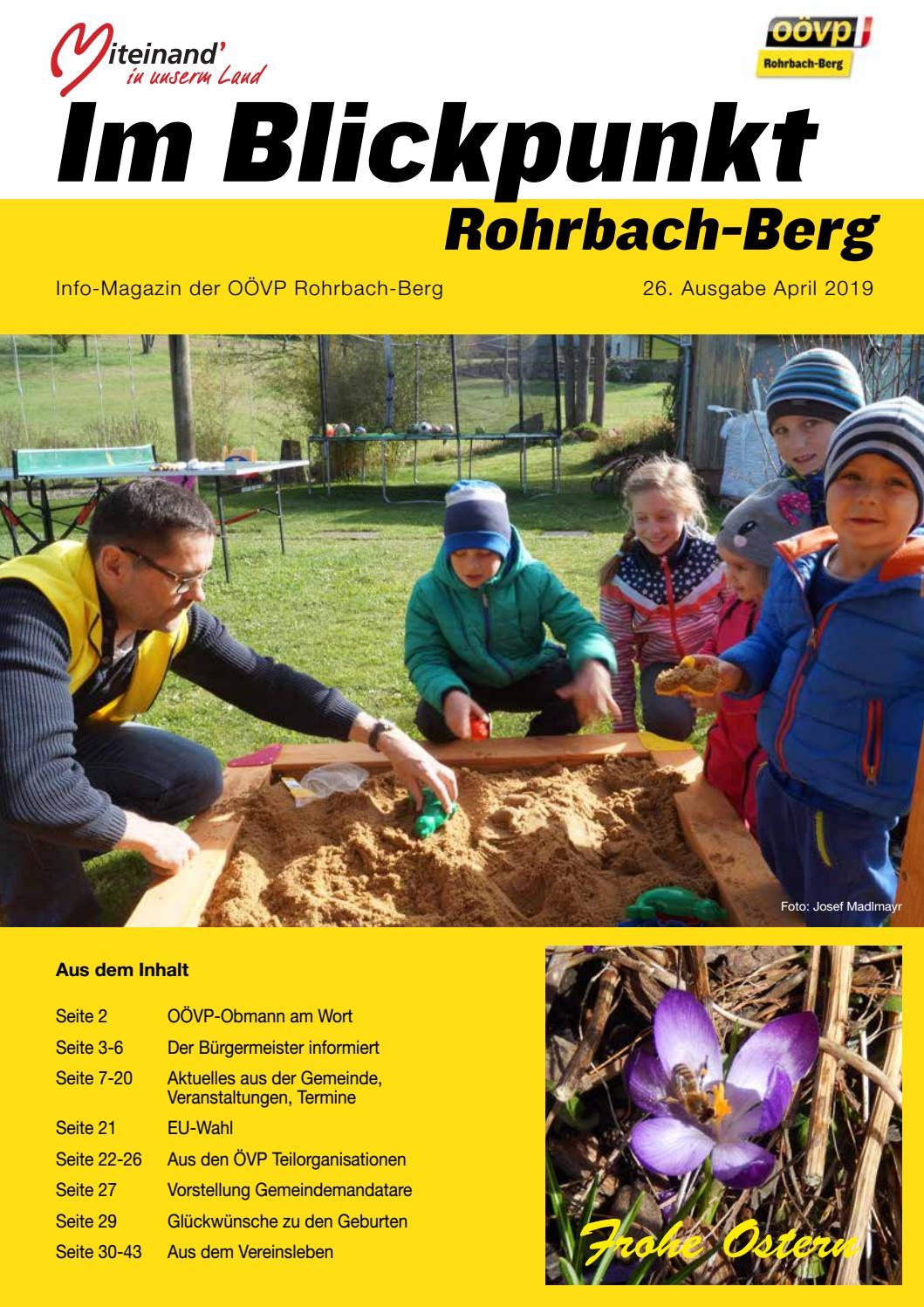 Singles und umgebung aus berg bei rohrbach - Korneuburg