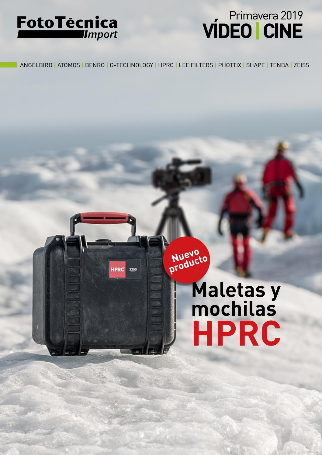 Maleta-case foam universal 1 maleta de transporte herramienta-maleta para accesorios de cámara