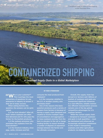 Page 20 of Containerized Shipping: A Localized Supply Chain in a Global Marketplace