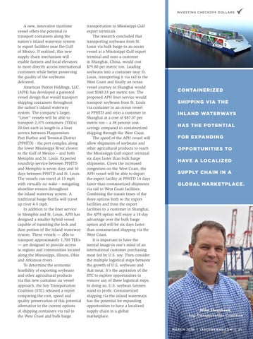 Page 21 of Containerized Shipping: A Localized Supply Chain in a Global Marketplace