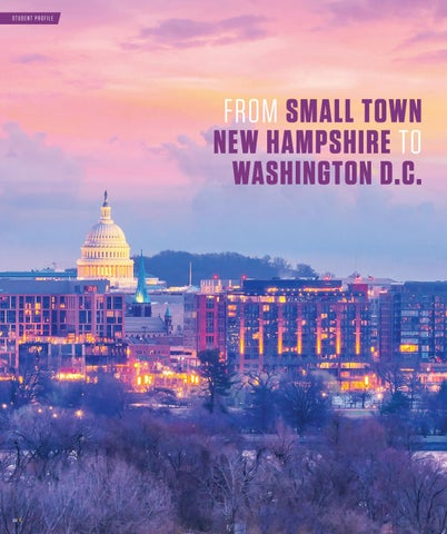 Page 18 of From Small Town New Hampshire to Washington, D.C.