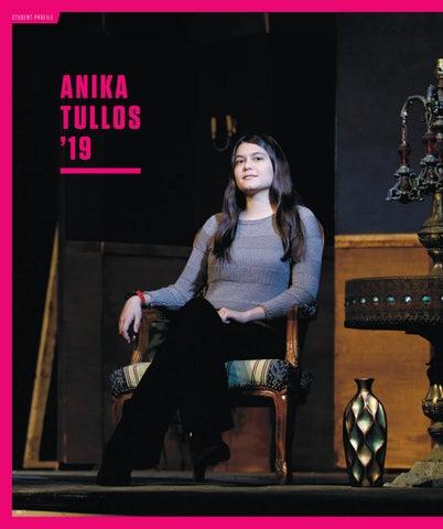 Page 22 of Anika Tullos '19