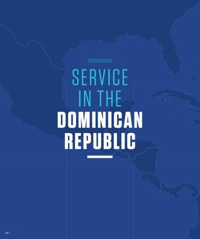 Page 30 of Service in the Dominican Republic