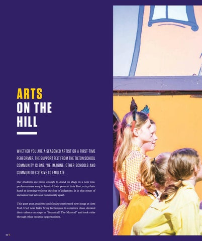 Page 44 of Arts on the Hill