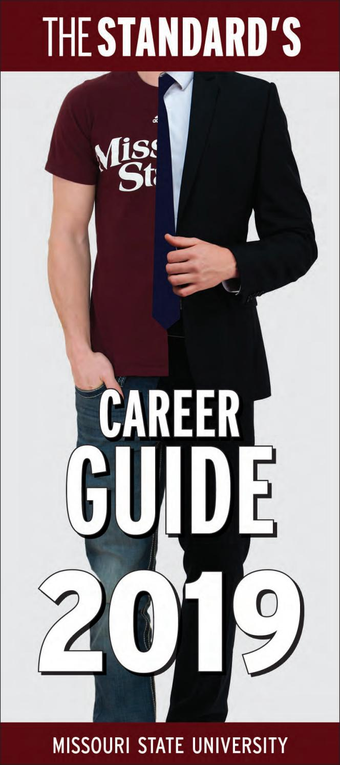 The Standard's Career Guide 2019 by The Standard/Missouri