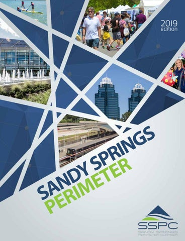 SANDY SPRINGS PERIMETER CHAMBER GUIDEBOOK & MEMBERSHIP