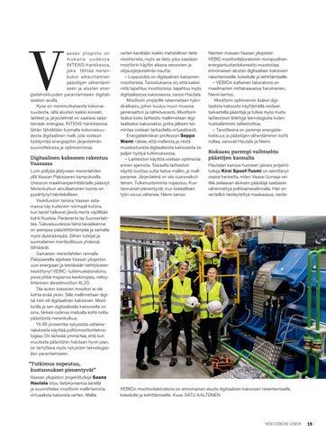 Page 19 of Kohti vihreää merenkulkua