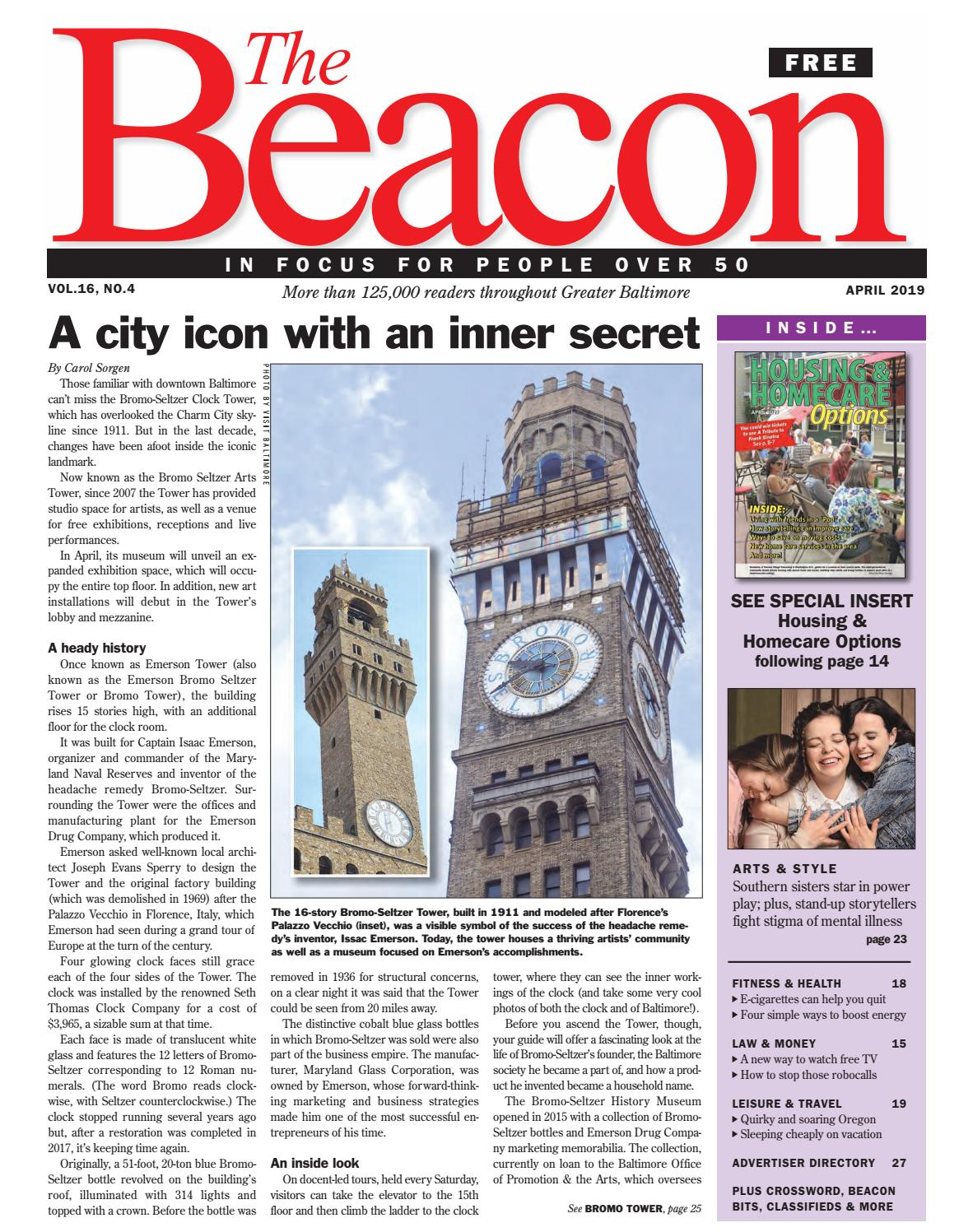 250df9e6d792 April 2019 | Baltimore Beacon by The Beacon Newspapers - issuu