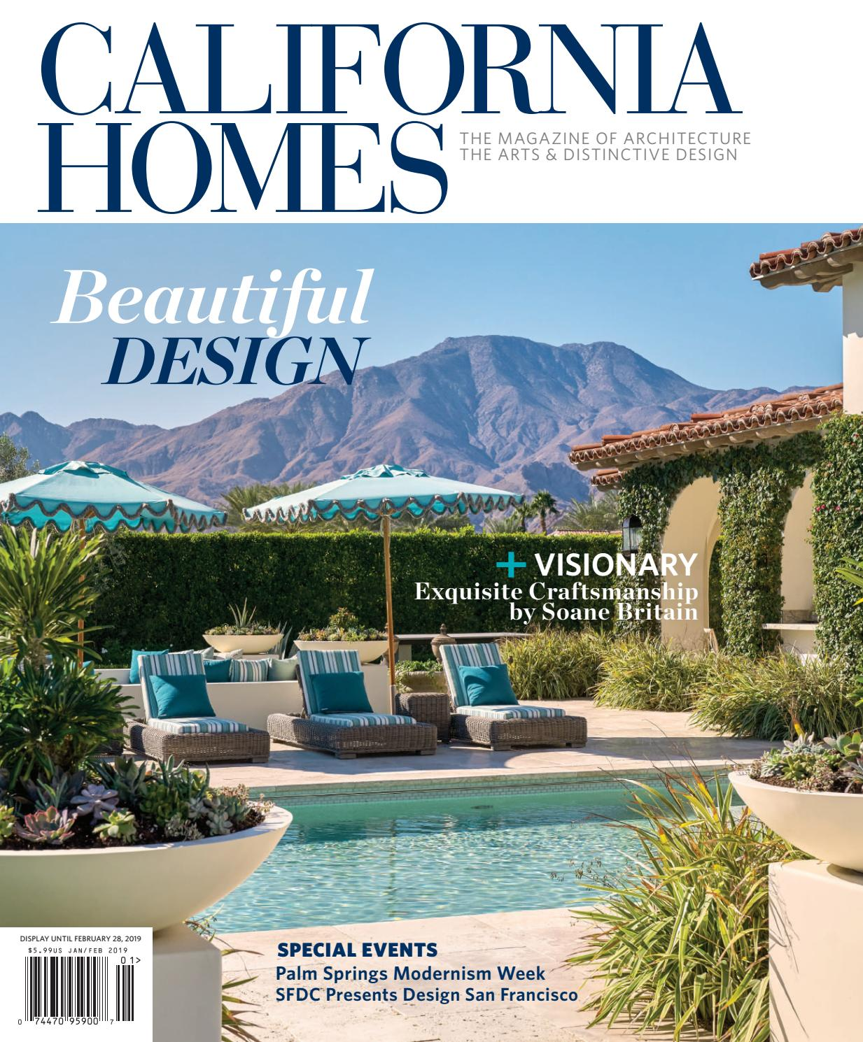 California Homes - January/February 2019 by California Homes