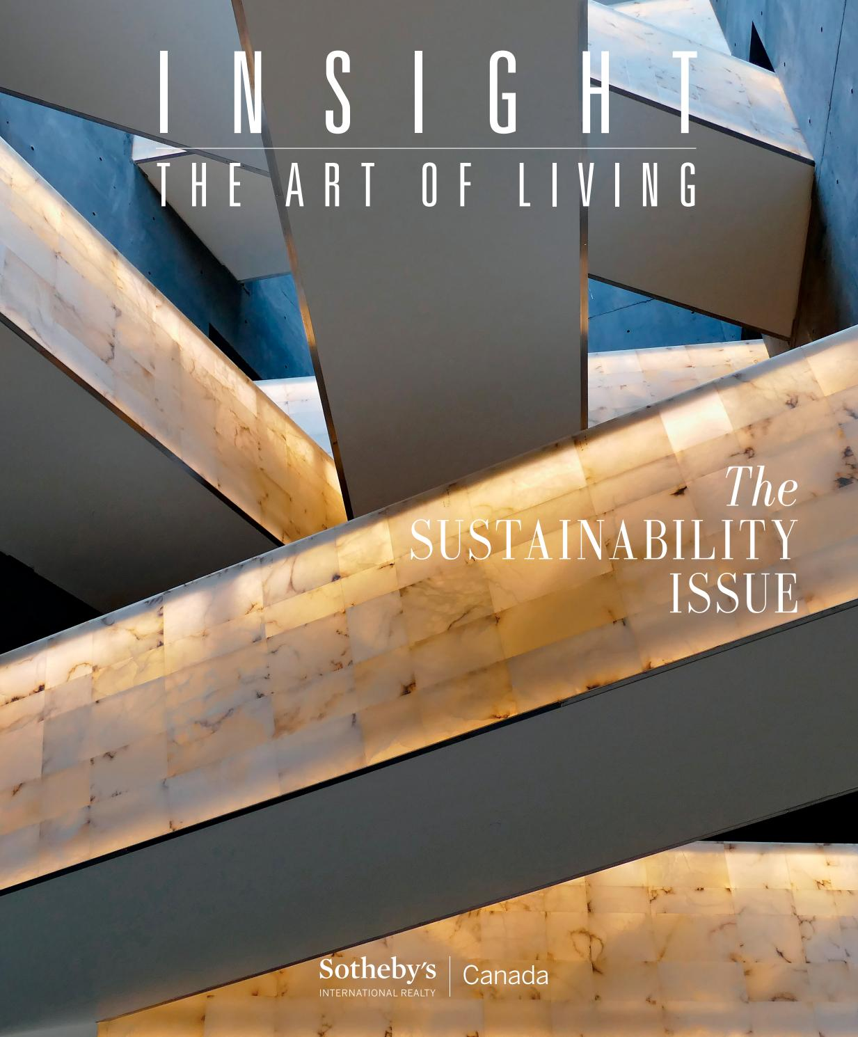 Insight: The Art of Living Spring 2019 by Sotheby's