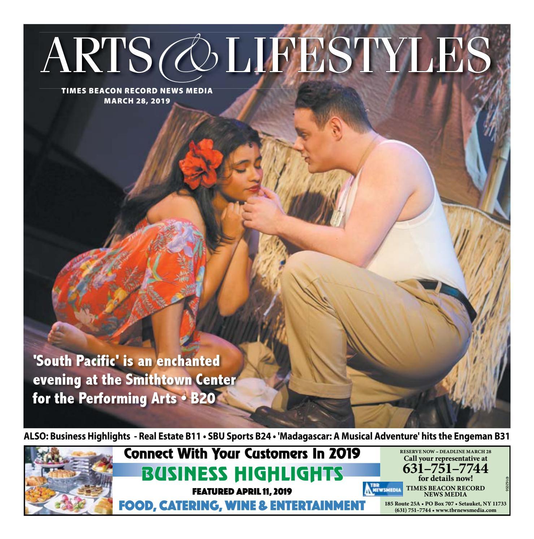 Arts & Lifestyles - March 28, 2019 by TBR News Media - issuu