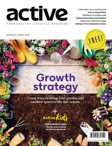 283bb5964707 Active Magazine // Stamford & Rutland // April 2019 by Active ...