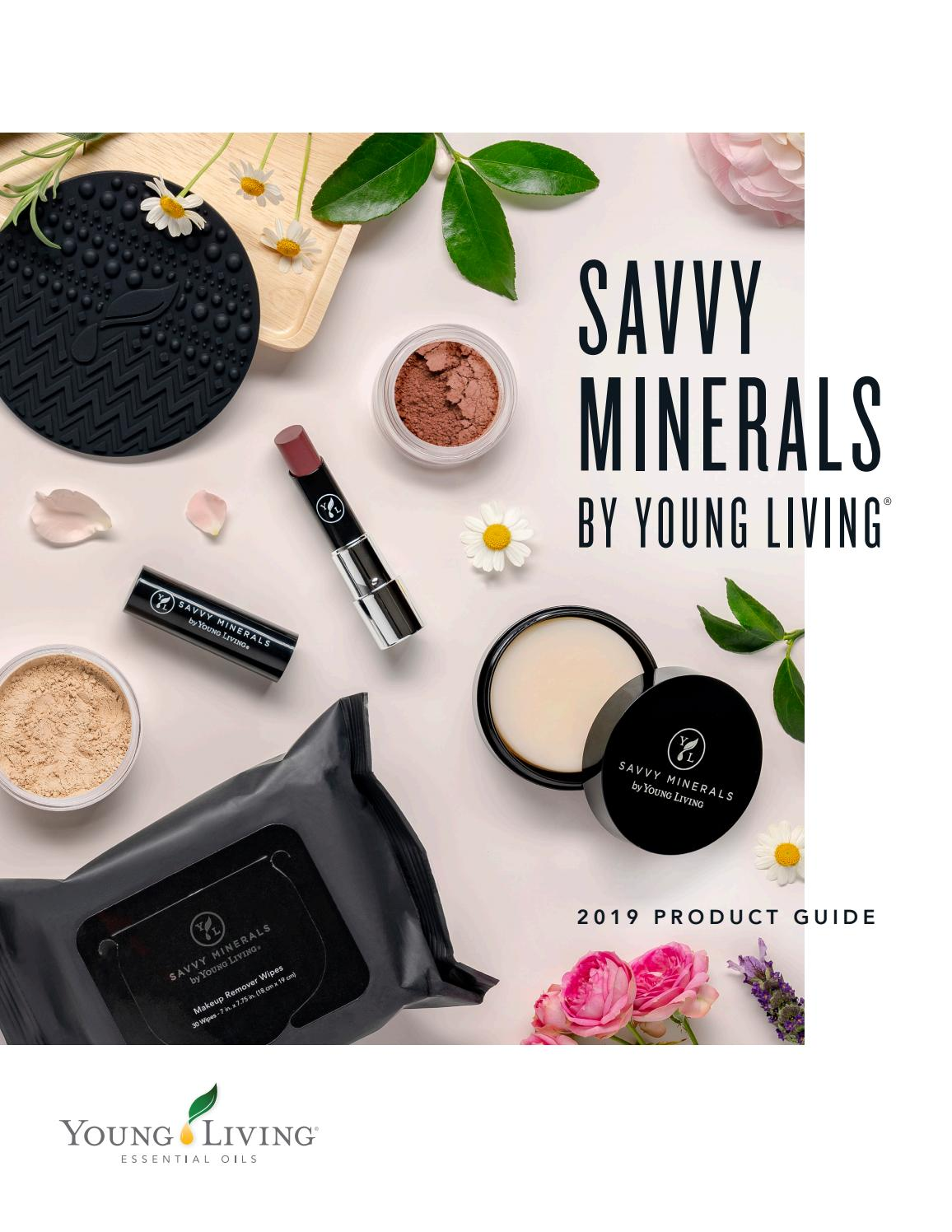 Savvy Catalog 2019 By Young Living