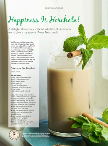 Page 10 of Happiness is Horchata!