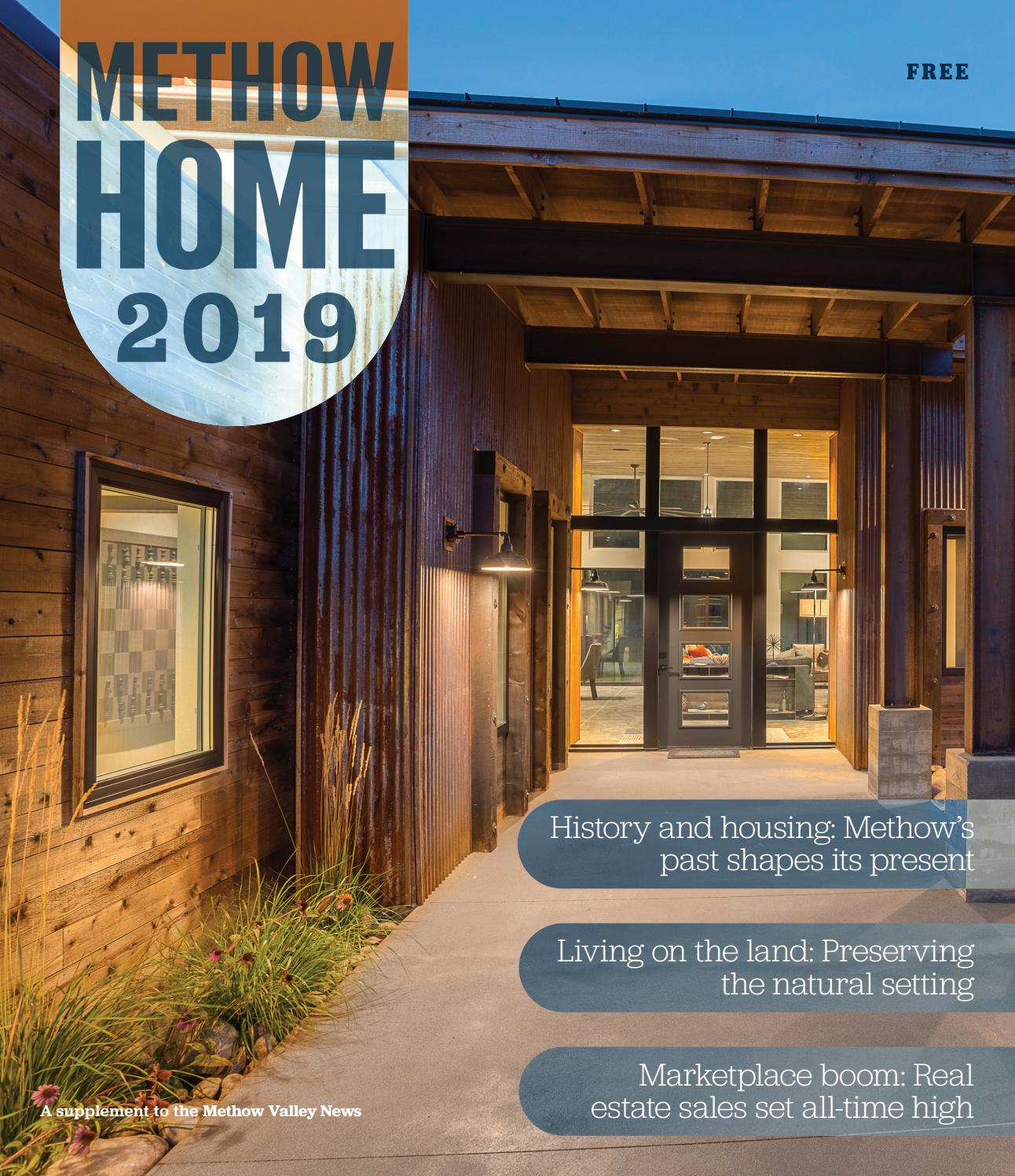 2019 Methow Home by Methow Valley News - issuu