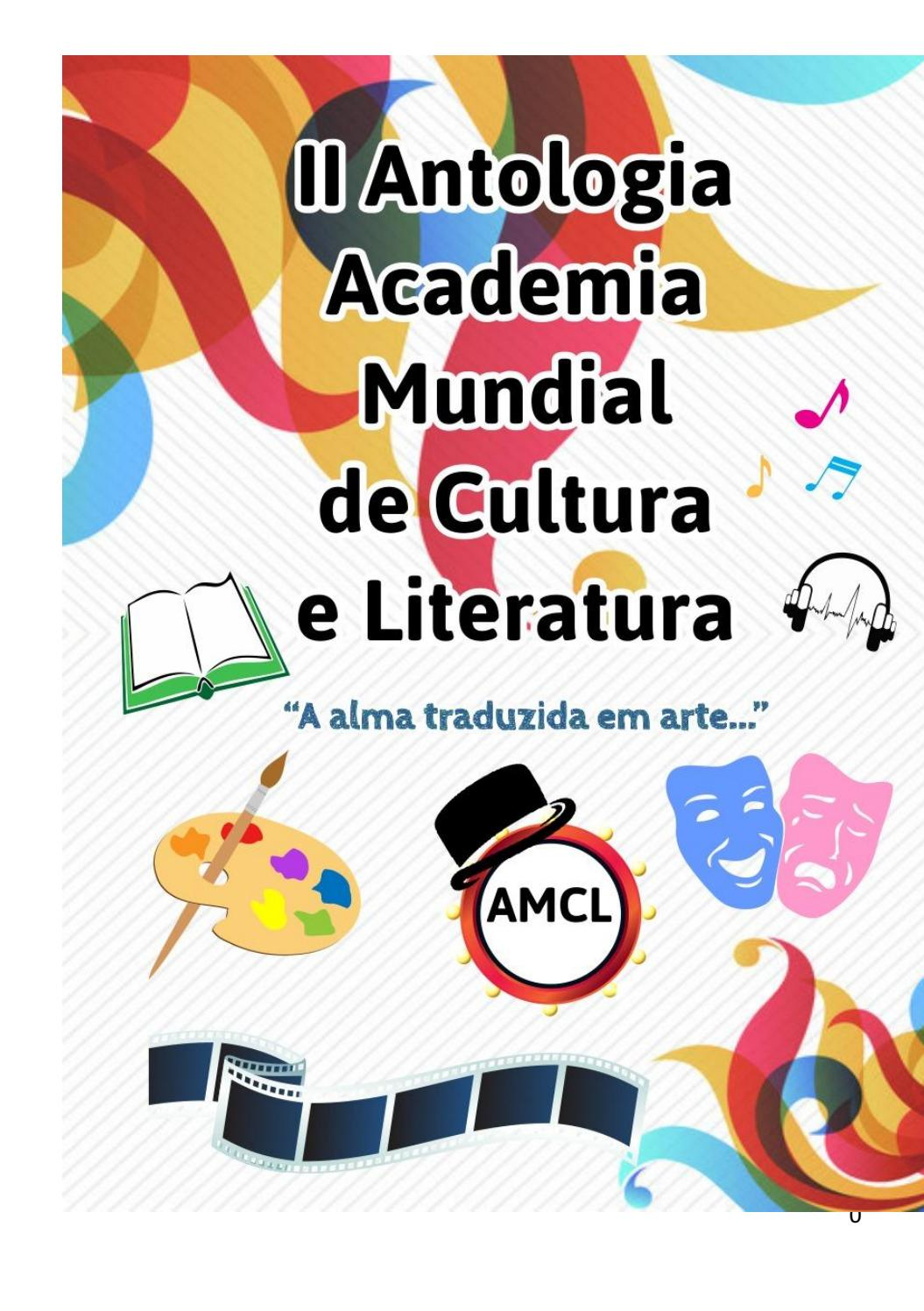f371836a0 II Antologia Academia Mundial de Cultura e Literatura AMCL – JackMichel  Poema Alma Simbolista by JackMichel - issuu