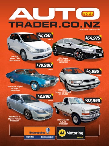 Auto Trader NZ - Issue 1824 by AutotraderNZ - issuu