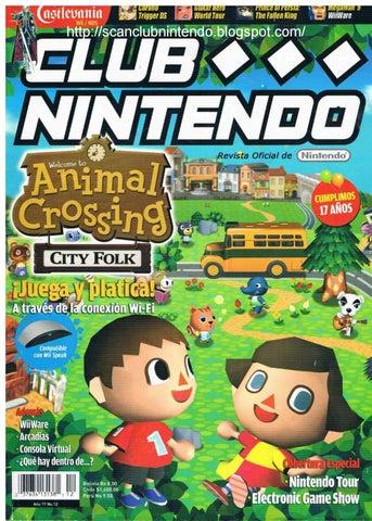 Club Nintendo Año 17 # 12 by Akward Studios - issuu