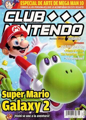 Club Nintendo Año 19 5 By Akward Studios Issuu