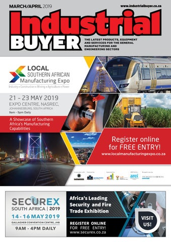 Industrial Buyer March/ April 2019