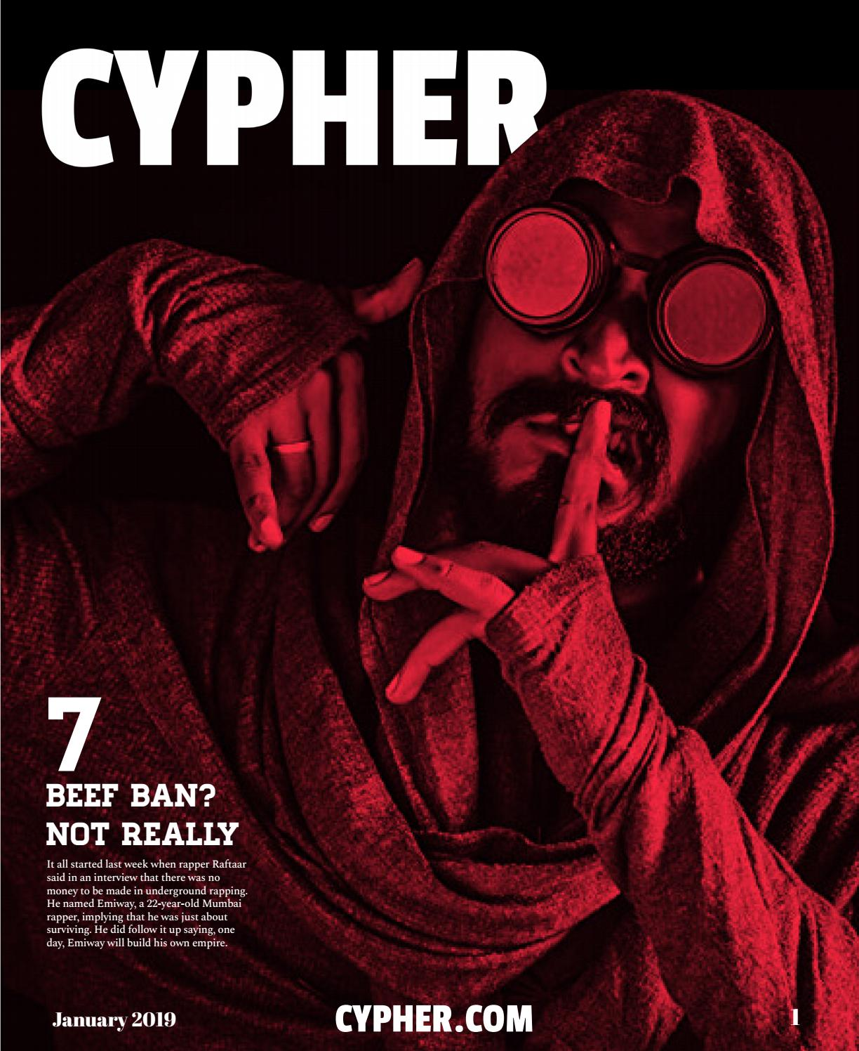 Cypher By Dhruv Tambe Issuu