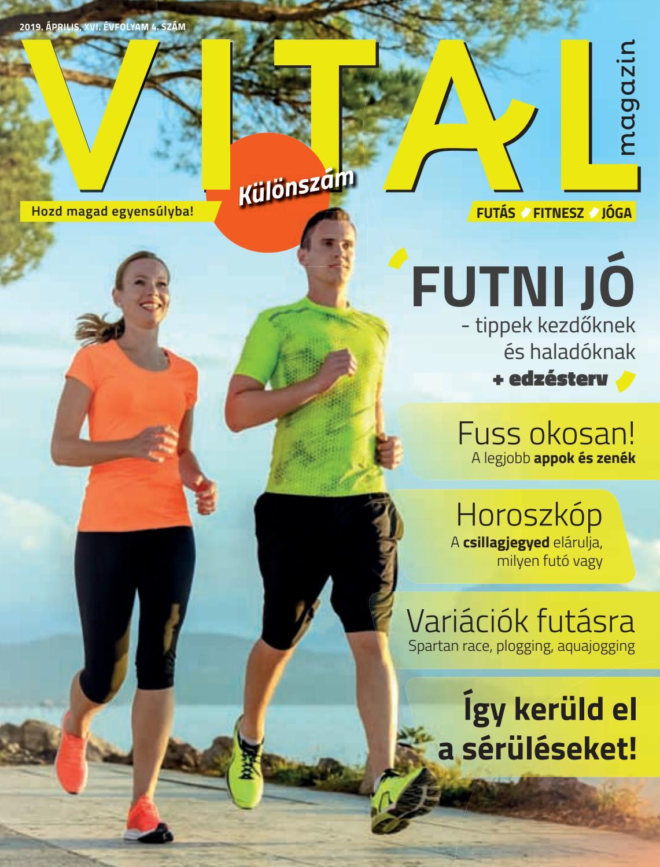 a439ae3279 Vital magazin 2019. április (Futó különszám) by Business Publishing  Services Kft. - issuu