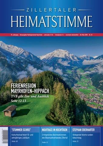 Singles in Mayrhofen bei Schwaz und Flirts - flirt-hunter