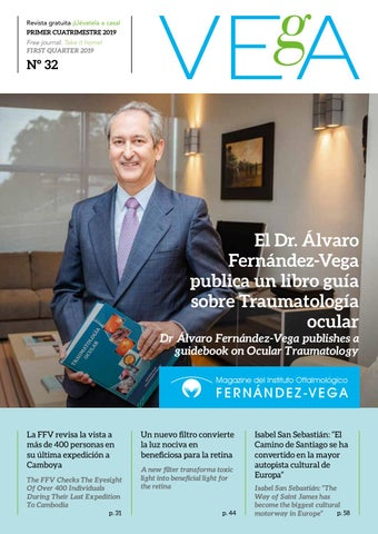 5c975ff939 Revista Vega nº 32 by Instituto Oftalmológico Fernández-Vega - issuu