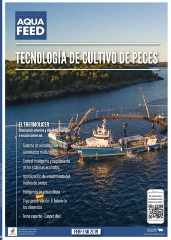 80e1fcf9 International Aquafeed - SPANISH LANGUAGE EDITION #1 - 2019