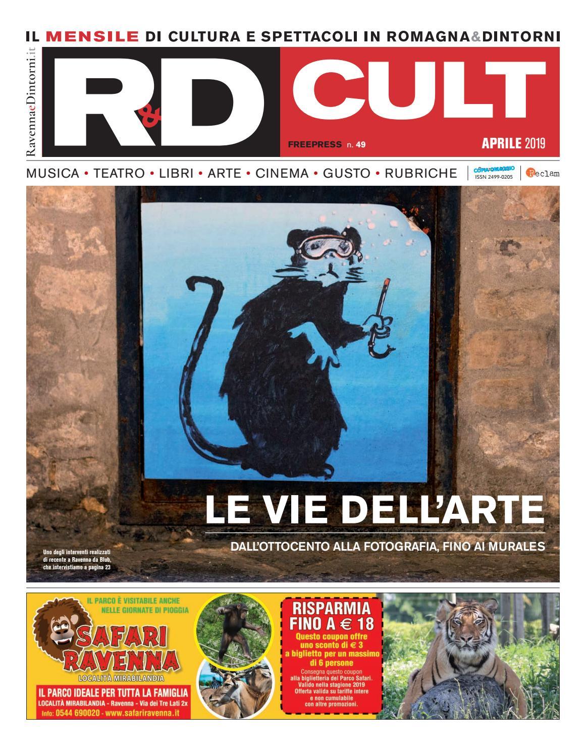 770e2cb3fc R&D CULT APRILE 2019 by Reclam Edizioni e Comunicazione - issuu