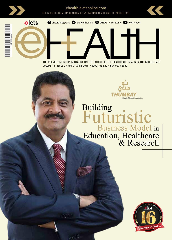 Building Futuristic Business Model in Education, Healthcare