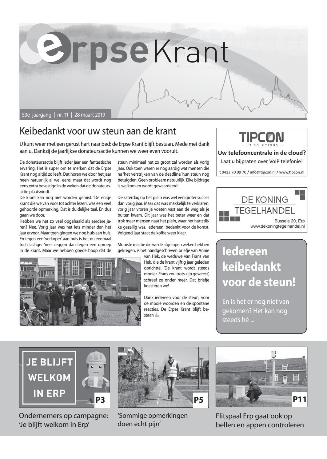 77e92df2b45 Erpse Krant 2019 - editie 11 by Erpse Krant - issuu