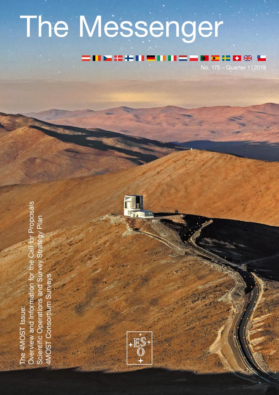 The Messenger 175 by European Southern Observatory - issuu